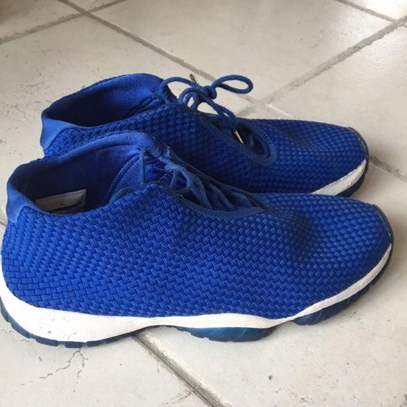 Nike Air Jordan Future Varsity Royal Blue Men Shoe